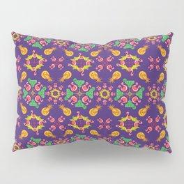 PSYCO TROPICAL BERLIN_Purple Pillow Sham