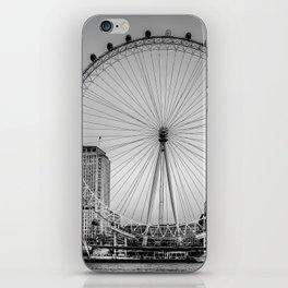 London Eye, London iPhone Skin