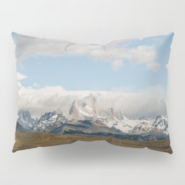 Iconic Towers of Patagonia Pillow Sham