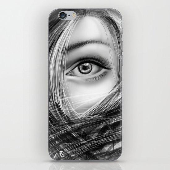 'Coz eye is never lie.... iPhone & iPod Skin