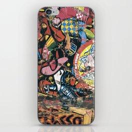 Santa Cruz, Jeff Grosso, Toy Box, 1987 iPhone Skin