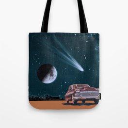 Afraid of Everyone Tote Bag