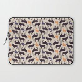 Antelopes and rabbits Laptop Sleeve