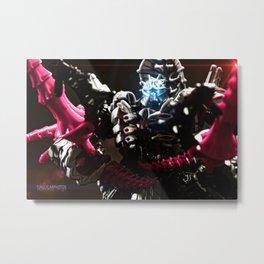 """SLOG"" Metal Print"