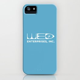 WED Enterprises Inc. iPhone Case