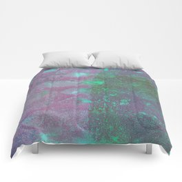 Abstract No. 118 Comforters