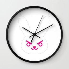 nerf Wall Clock