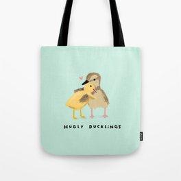 Hugly Ducklings Tote Bag