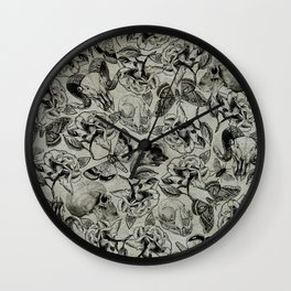 Dead Nature Wall Clock