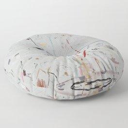 House poor Floor Pillow