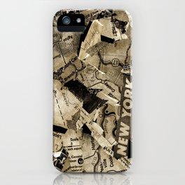 AGLOE, NEW YORK  iPhone Case