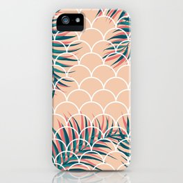 Tropical Window #society6 #decor #buyart iPhone Case