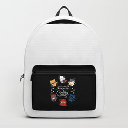 Dungeons And Cats Backpack