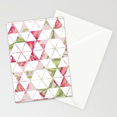 Flora Quilt Stationery Cards