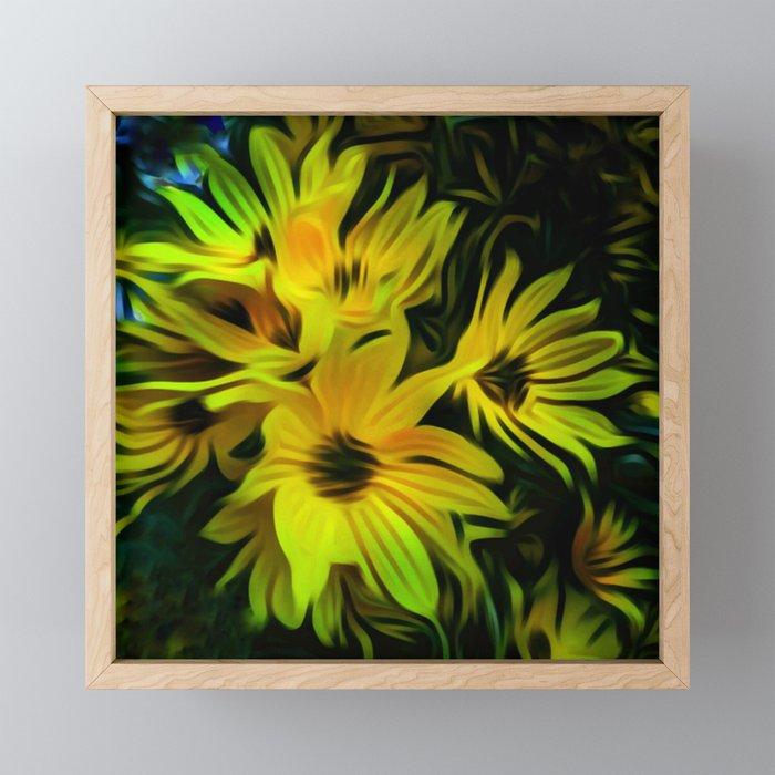 Welcome Spring Framed Mini Art Print