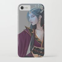 wizard iPhone & iPod Cases featuring Wizard by Jinxii