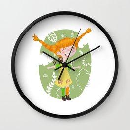 Nena Wall Clock