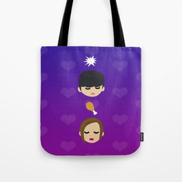 Field of Hearts (My Love From Another Star / You From Another Star) Tote Bag