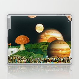 Fungi Waterfalls Laptop & iPad Skin