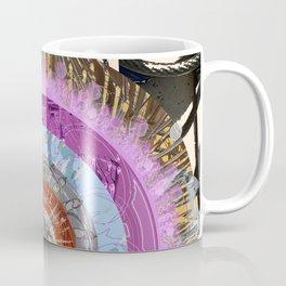 Mandala of a Lost Dog Coffee Mug