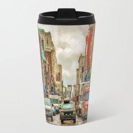 On Your Mark Travel Mug