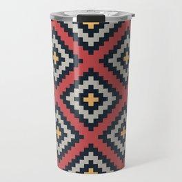 Aztec pattern design Travel Mug