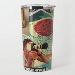Retrica Travel Mug