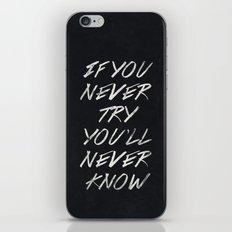 II. If you never try iPhone & iPod Skin