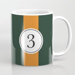 racing stripe .. #3 Coffee Mug