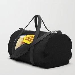 Tengo Cualquier Crypto? Duffle Bag