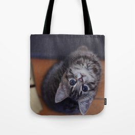 Mini meow! Tote Bag