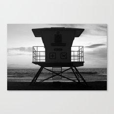 Pierpont Beach Canvas Print