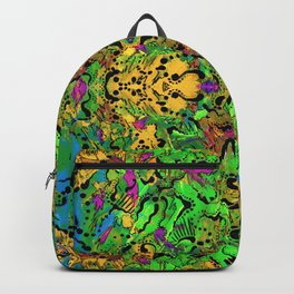 Let There Be Lime Backpack