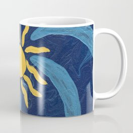 Center of the Galaxy Coffee Mug