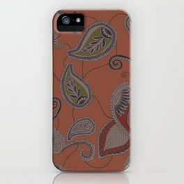 Connection - Kinship iPhone Case