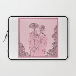 Wildest lovers digital art Laptop Sleeve