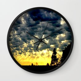 A new Day! Wall Clock