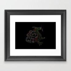 UberDrake Framed Art Print