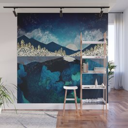 Midnight Water Wall Mural