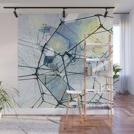 Starry Night Gone Wild Wall Mural