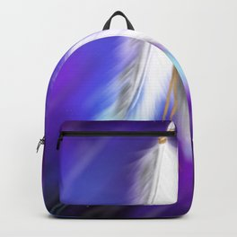 Feathers in a dream Backpack