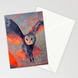 Owl Hunt Stationery Cards