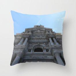City Hall Wonder (Philadelphia) Throw Pillow