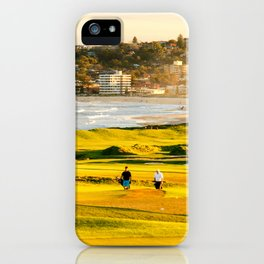 Long Reef Golf Course, Sydney iPhone Case