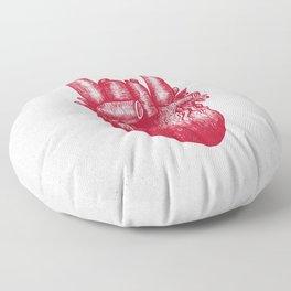 Party heart Floor Pillow