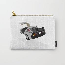 Delorean (The 2015 Collection) Carry-All Pouch