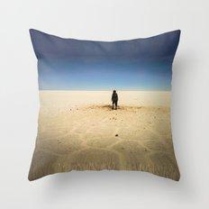 Offworld Imperfection Throw Pillow