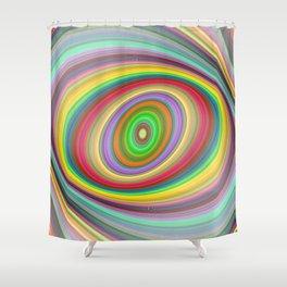 Happy brightness Shower Curtain