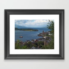 From MacCaig's Tower Framed Art Print