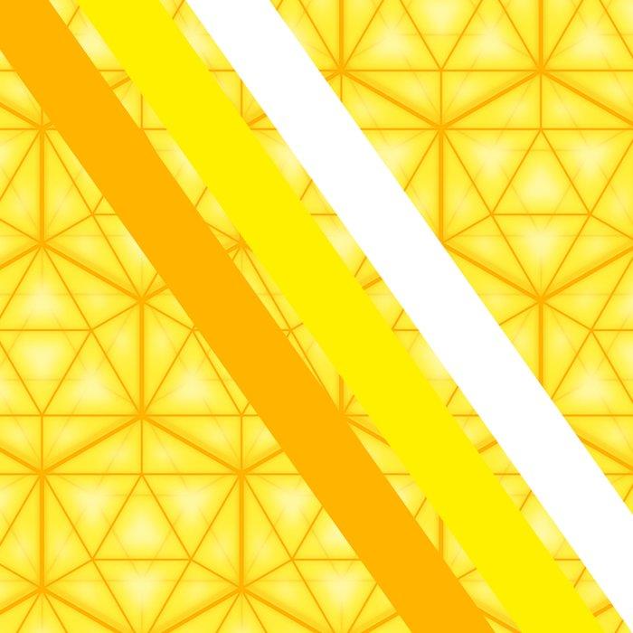 d20 Icosahedron Honeycomb Leggings
